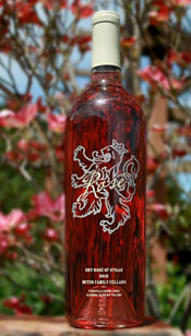 The first blush of spring: Our 2010 Rosé