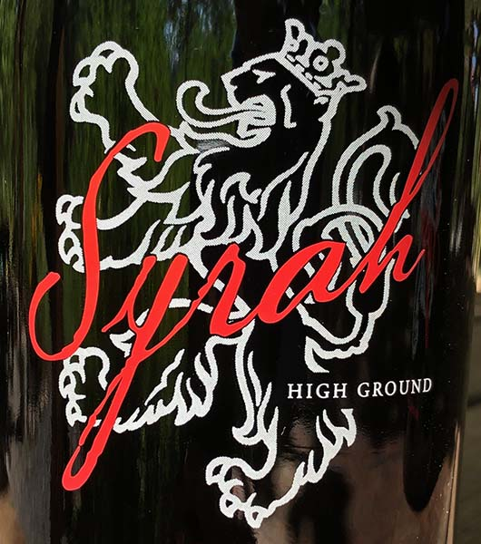 Product Image for 2016 High Ground Syrah