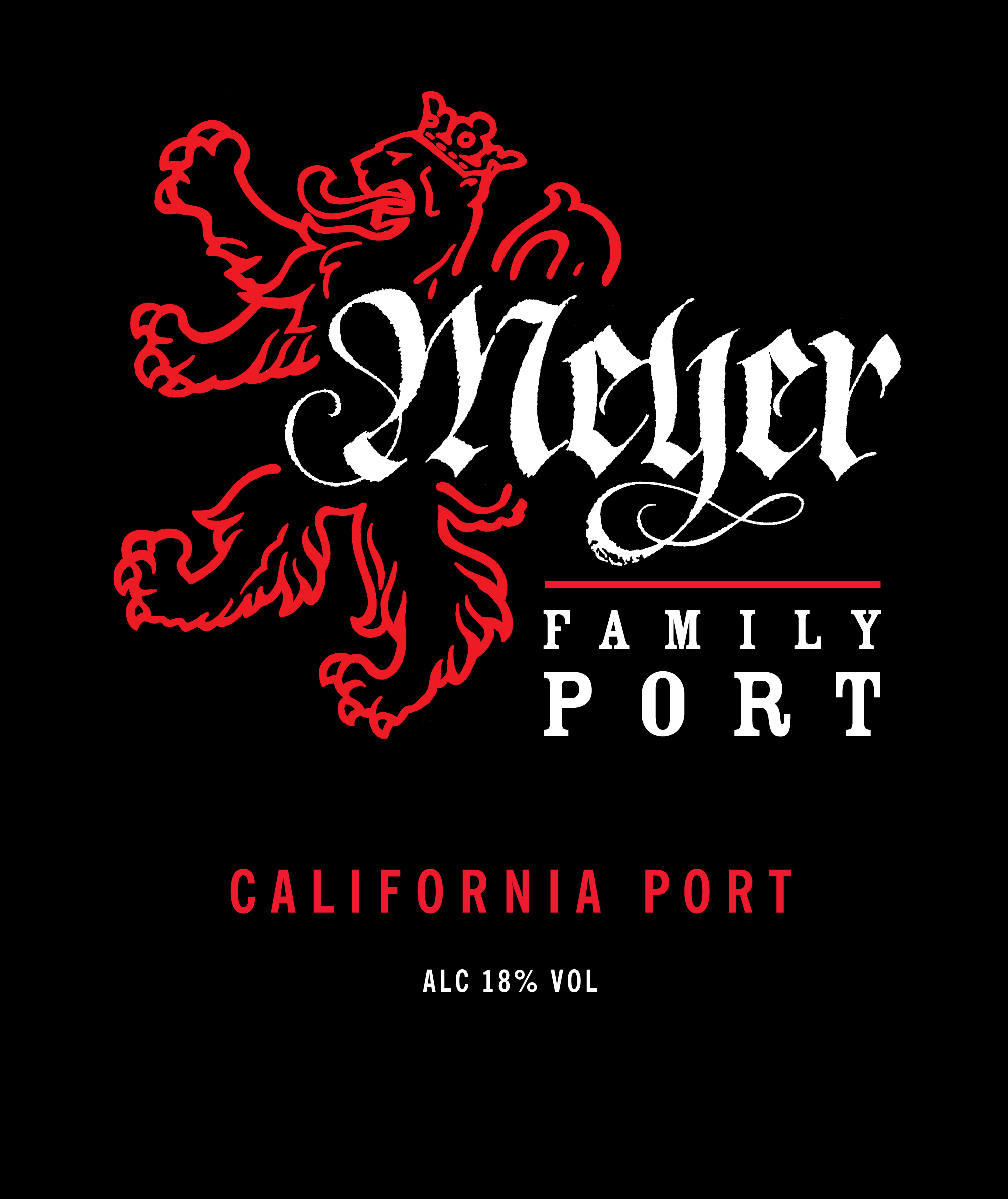 Product Image for Meyer Family Port
